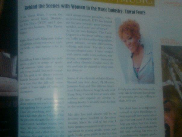 Boss Lady Magazine Feature