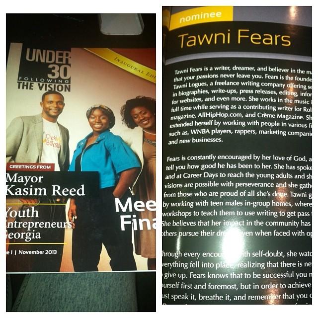Under30FTV Magazine